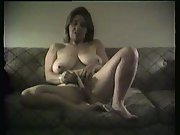 Audi the milf masterbating getting ready with sex fucktoy