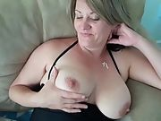 Jolene showing her beautiful pussy and tits